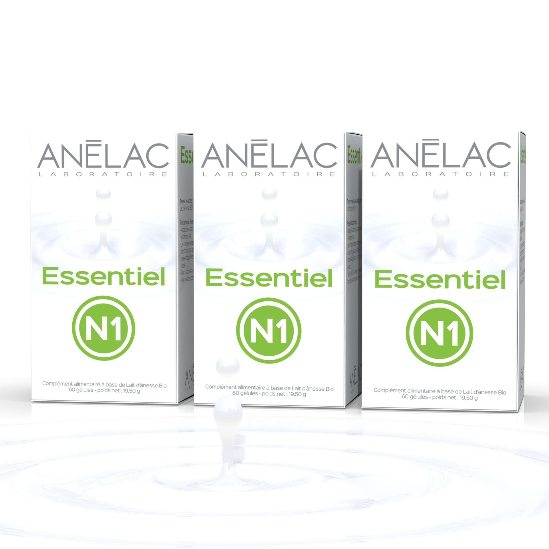 Pack Essentiel N1 x 3 - BIO