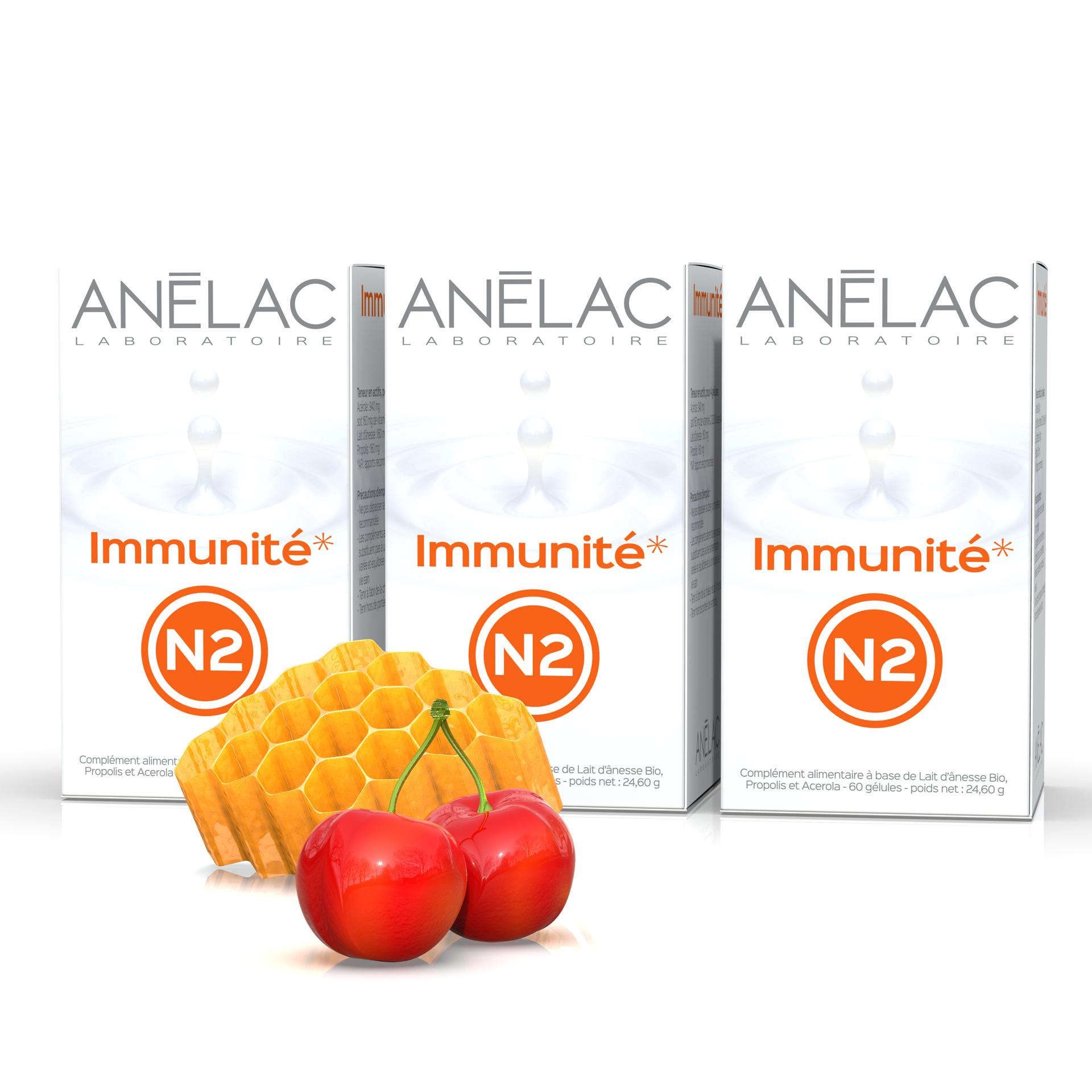 Pack Immunité N2 x 3 - BIO