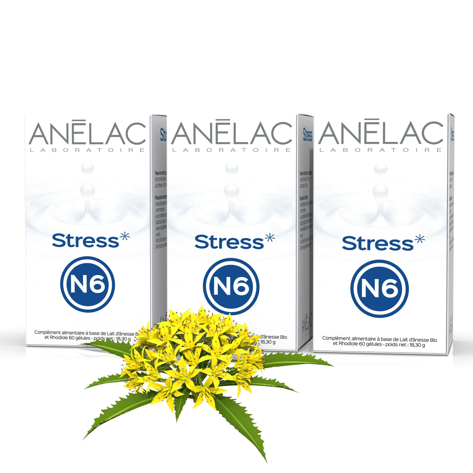ANELAC Stress N6 BIO